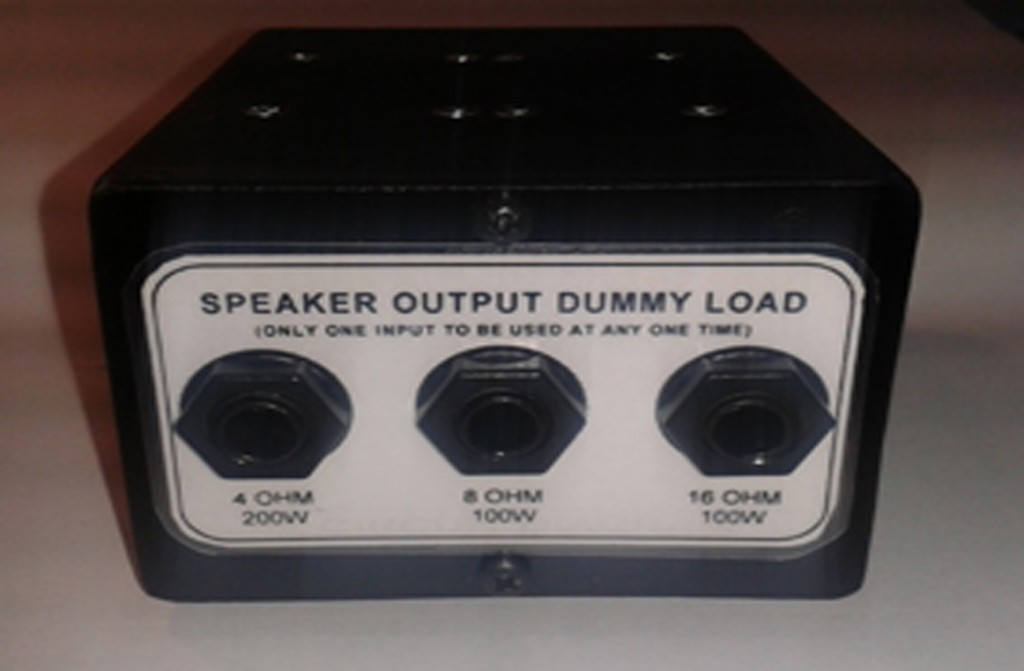 Speaker Output Dummy Load 1 copy